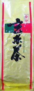 玄米茶 金印玄米茶(きんじるしげんまいちゃ)